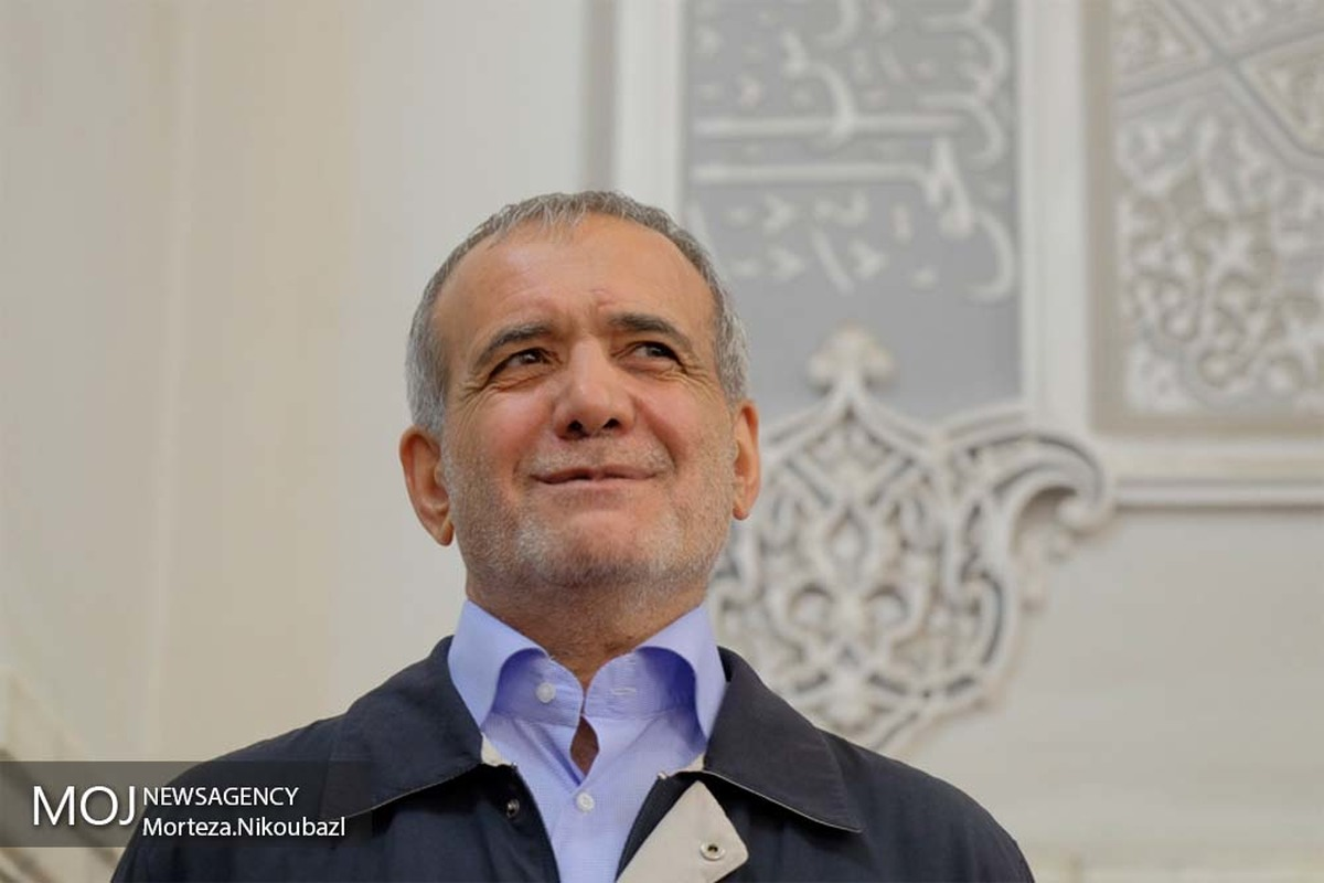 واکنش مسعود پزشکیان به عدم احراز صلاحیتش توسط شورای نگهبان