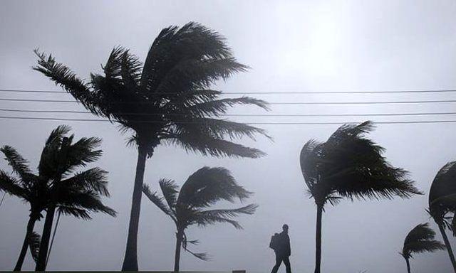 افزایش سرعت باد در برخی نقاط شرقی و شمالی استان