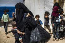 بازگشت 2 زن داعشی و 6 کودک، از سوریه به آمریکا