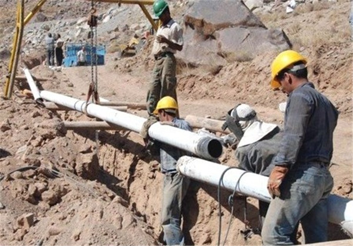 بهره مندی 201 روستا در منطقه 4 شهرستان اصفهان از گاز طبیعی