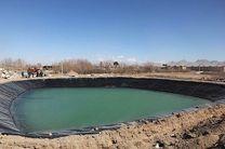بهره برداری استخر ذخیره آب به ظرفیت 4000مترمکعب در شهرداری فلاورجان