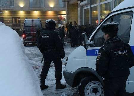 انفجار در سن پترزبورگ یک مجروح برجای گذاشت