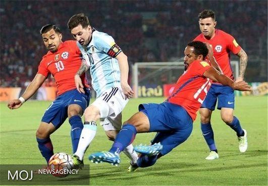 مسی و یارانش برای انتقام می آیند