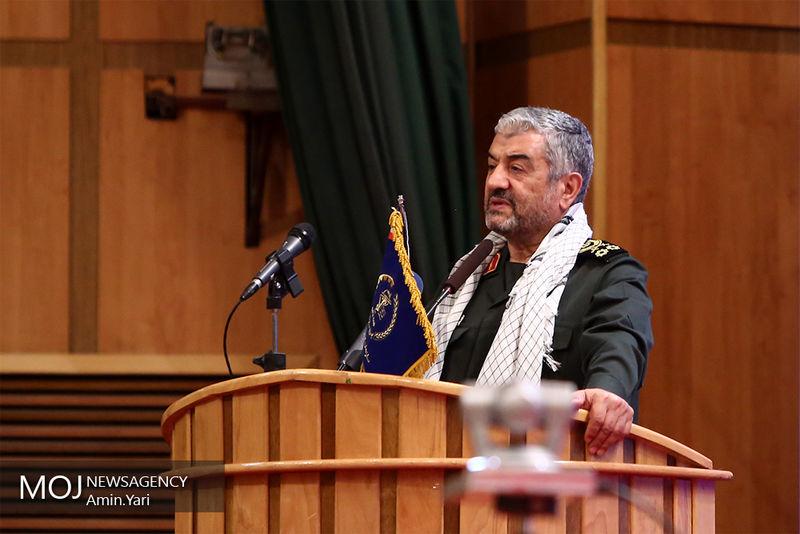 پیام تبریک فرمانده کل سپاه پاسداران به سردار سلیمانی