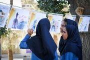 بازدید دانش آموزان دبیرستانی از دانشگاه یزد