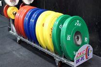 وزنهبردار کلمبیایی قهرمان دسته ۶۲ کیلوگرم شد