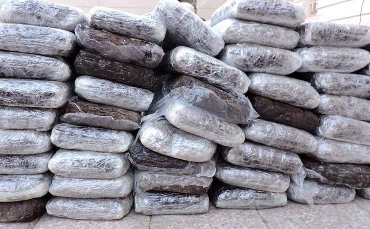 کشف محموله بزرگ مواد مخدر در خراسان جنوبی