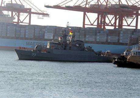 ناوگروه چهل و هفتم نیروی دریایی ارتش امروز به آبهای آزاد اعزام میشود