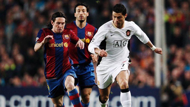 ساعت بازی برگشت بارسلونا و منچستریونایتد مشخص شد