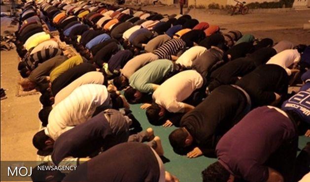 تظاهرات مردم بحرین با لغو تابعیت آیت الله عیسی قاسم ادامه دارد