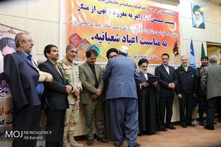 نشست دبیر ستاد امر به معروف کشور با خانوادهای معظم شهدا و ایثارگران کردستان