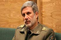 محور گفتگو وزیر دفاع با همتای عراقی خود اعلام شد