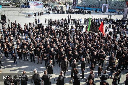تجمع عزاداران و هییت های حسینی اردبیلی های مقیم تهران