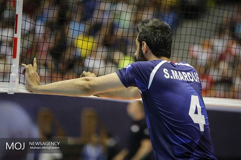 پخش زنده بازی والیبال ایران و برزیل از شبکه سه سیما