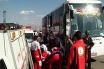 ۶ تن از اتباع ترکیه در تصادف مینیبوس با اتوبوس کشته شدند