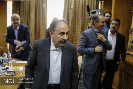 اجلاس شهرداران كلانشهرهای كشور
