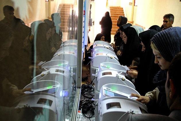 روحانی در خانه پیروز انتخابات/ رای سرخه در سبد رئیس جمهور