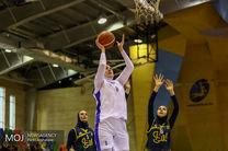 قهرمانی دانشگاه آزاد در لیگ برتر بسکتبال بانوان