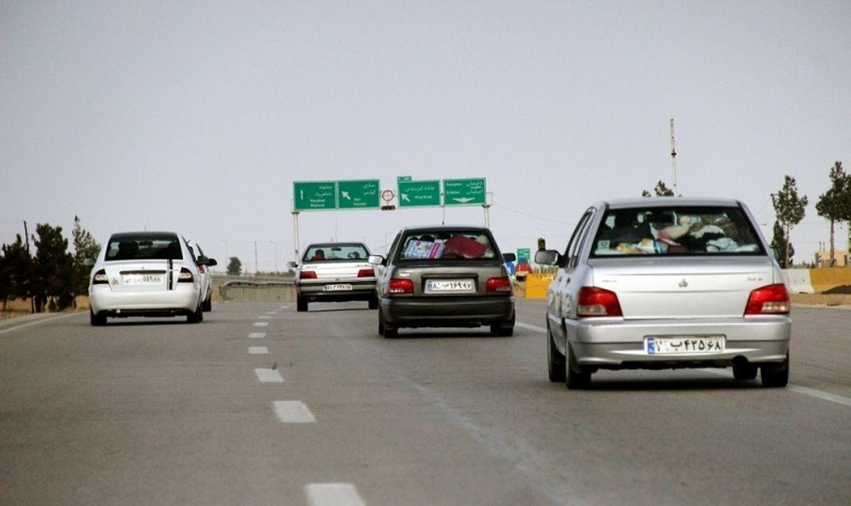 آخرین وضعیت جوی و ترافیکی محورهای شمالی