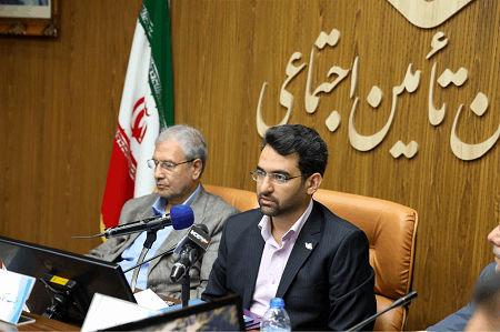سازمان تامین اجتماعی از وزیر ارتباطات نمره قبولی گرفت