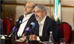 آمادگی الجزایر برای میزبانی اعضای حماس