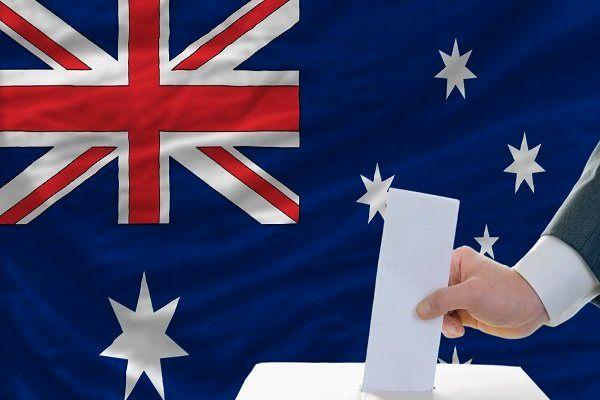 شمارش آراء انتخاباتی در استرالیا آغاز شد