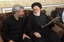 دیدار رئیس بنیاد شهید با خانواده شهید حججی