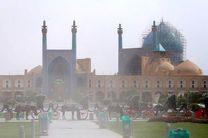 هوای اصفهان برای عموم ناسالم است / شاخص کیفی هوا 186