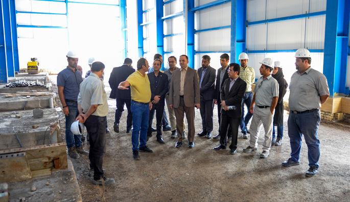 اولین نیروگاه تولید برق منطقه آزادانزلی ظرف سه ماه آینده  شروع به کار می کند