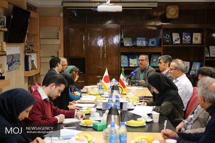 رونمایی از تجهیزات اهدایی دولت ژاپن به شرکت کنترل کیفیت هوای تهران