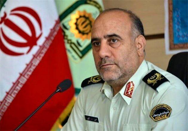 واکنش سردار رحیمی به خبر شکستن  شیشههای بانکها
