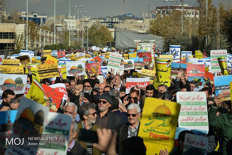 بازتاب راهپیمایی امروز مردم در رسانه های خارجی در واکنش به اغتشاشات اخیر ایران