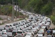ثبت ۳۲ میلیون تردد در محورهای مازندران