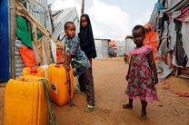 آوارگی بیش از 137000 نفر در سومالی در سال 2019