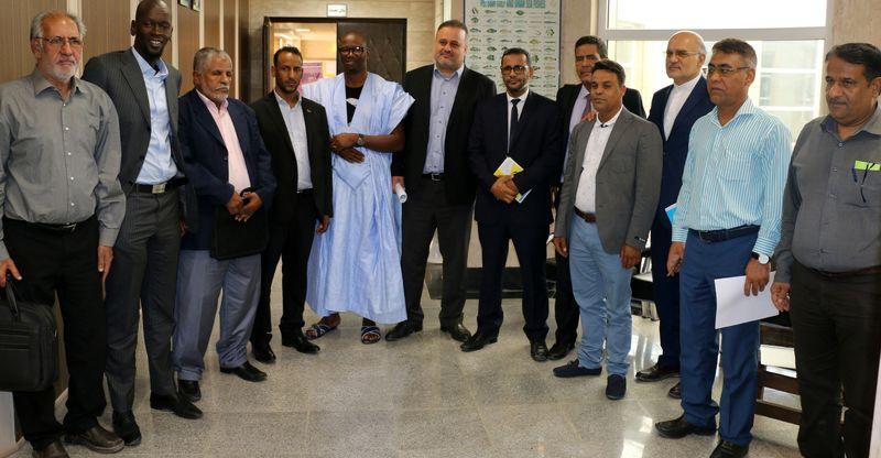 هرمزگان از سرمایه گذاری شیلاتی در موریتانی استقبال می کند