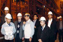 فولاد مبارکه مولود انقلاب اسلامی و مایۀ افتخار تمامی ایرانیان است