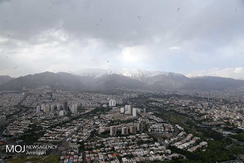 کیفیت هوای تهران ۲۰ اسفند ۹۸ سالم است/ شاخص کیفیت هوا به ۷۸ رسید