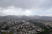 کیفیت هوای تهران ۳۰ اردیبهشت ۱۴۰۰/ شاخص کیفیت هوا به ۶۳ رسید