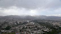 کیفیت هوای تهران ۲ اردیبهشت ۱۴۰۰/ شاخص کیفیت هوا به ۸۷ رسید