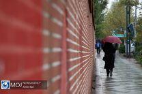رگبار پراکنده باران در برخی نقاط هرمزگان