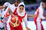 دعوت بانوی اصفهانی به دومین اردوی تیم ملی بسکتبال