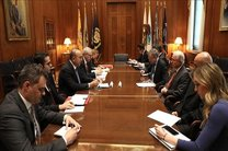 استرداد «گولن» محور دیدار وزیر خارجه ترکیه با دادستان کل آمریکا