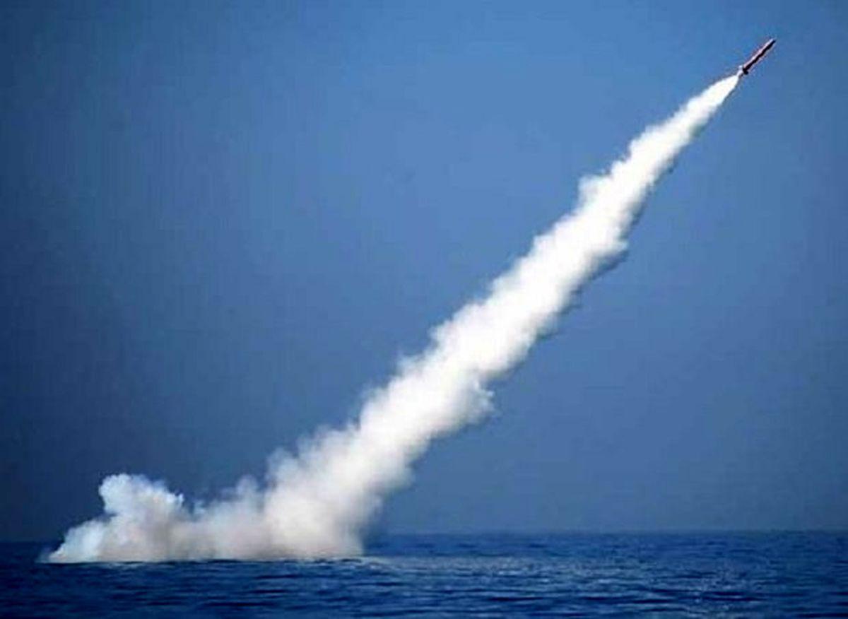 فرود موشک ایران در فاصله ۱۶۰ کیلومتری ناو «نیمیتز» آمریکا