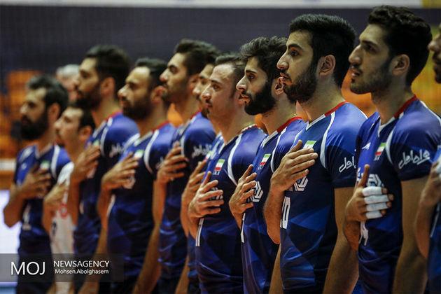 برنامه و ساعت مسابقات والیبال جام بزرگ قهرمانان اعلام شد