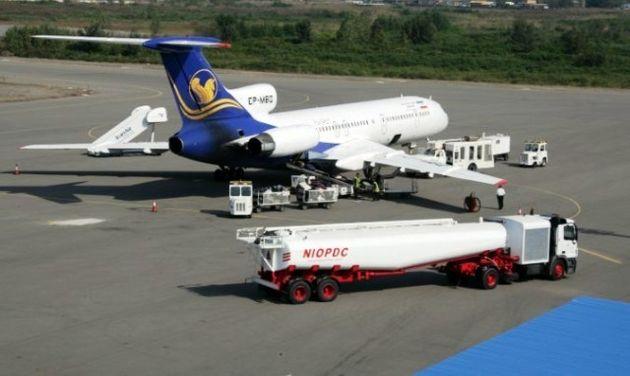 مصرف سوخت هواپیمایی گیلان 22 درصد افزایش یافت