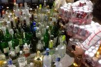 کشف کارگاه غیرمجاز تولید الکل و مشروب
