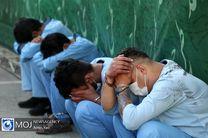دستگیری ۳۴۴ سارق، زورگیر و خرده فروش موادمخدر در شهر ری