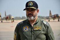 جانشین جدید فرمانده نیروی هوایی ارتش منصوب شد