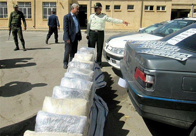 303 کیلوگرم مواد مخدر در یزد کشف شد