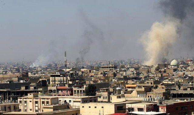 اعتراف پنتاگون به کشتن بیش از 100 غیرنظامی در یک حمله هوایی در موصل